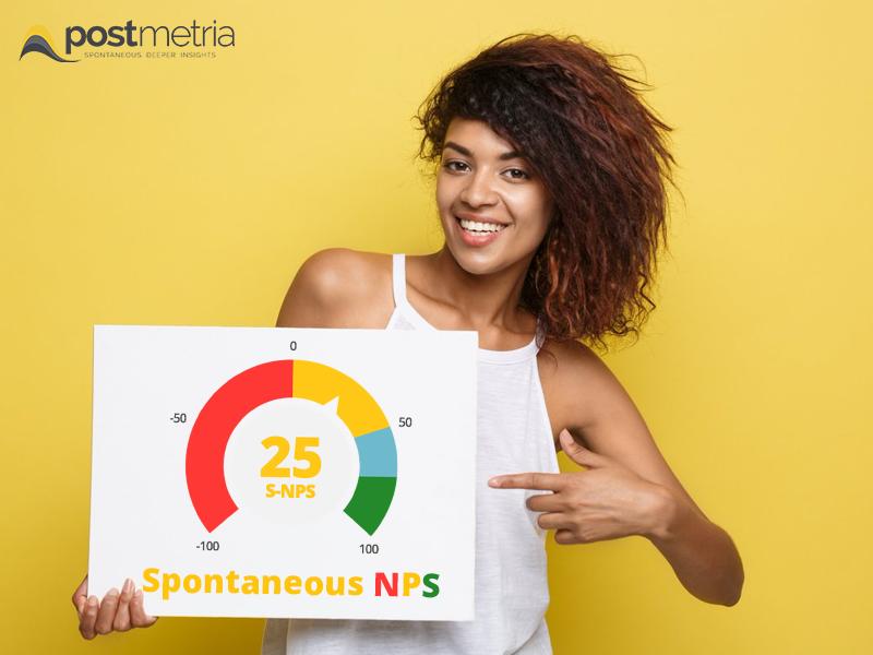 Spontaneous NPS: métricas substanciais, para além do NPS tradicional